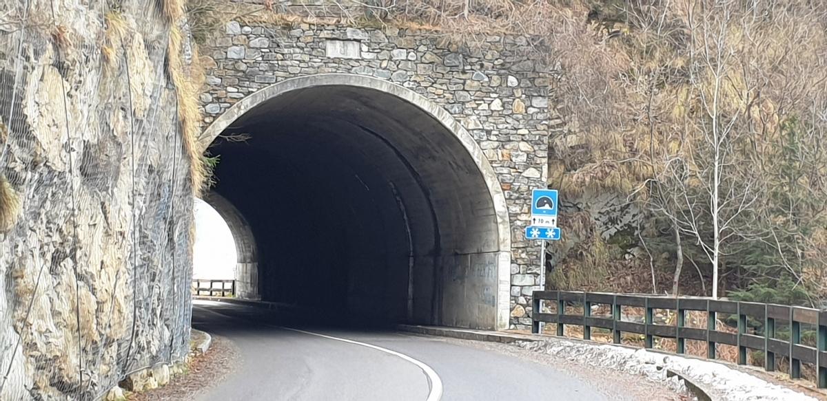 Tunnel de Paspardo
