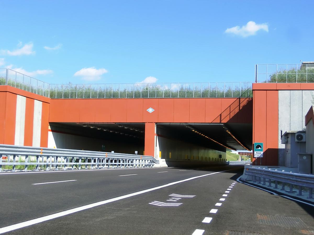 Tunnel de Noaje