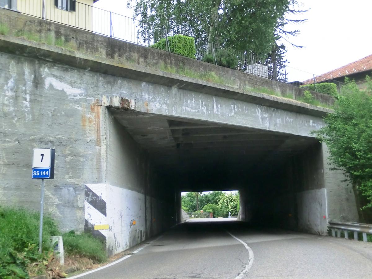 Tunnel de Favaro