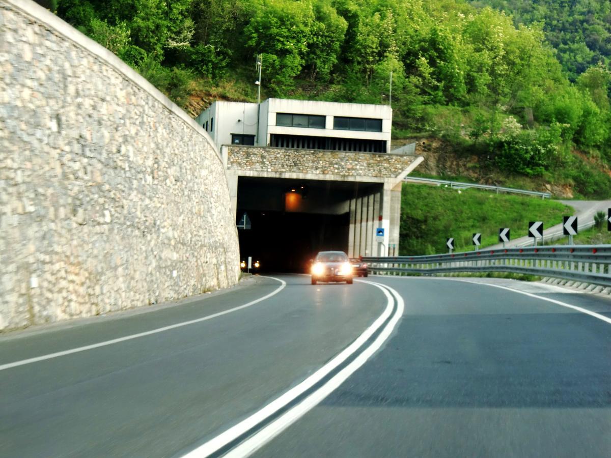 Alassio 1-Tunnel
