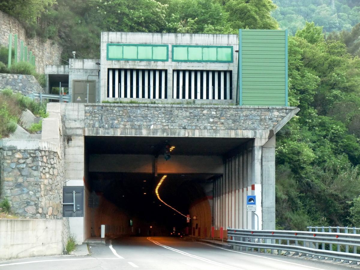 Alassio 1 Tunnel