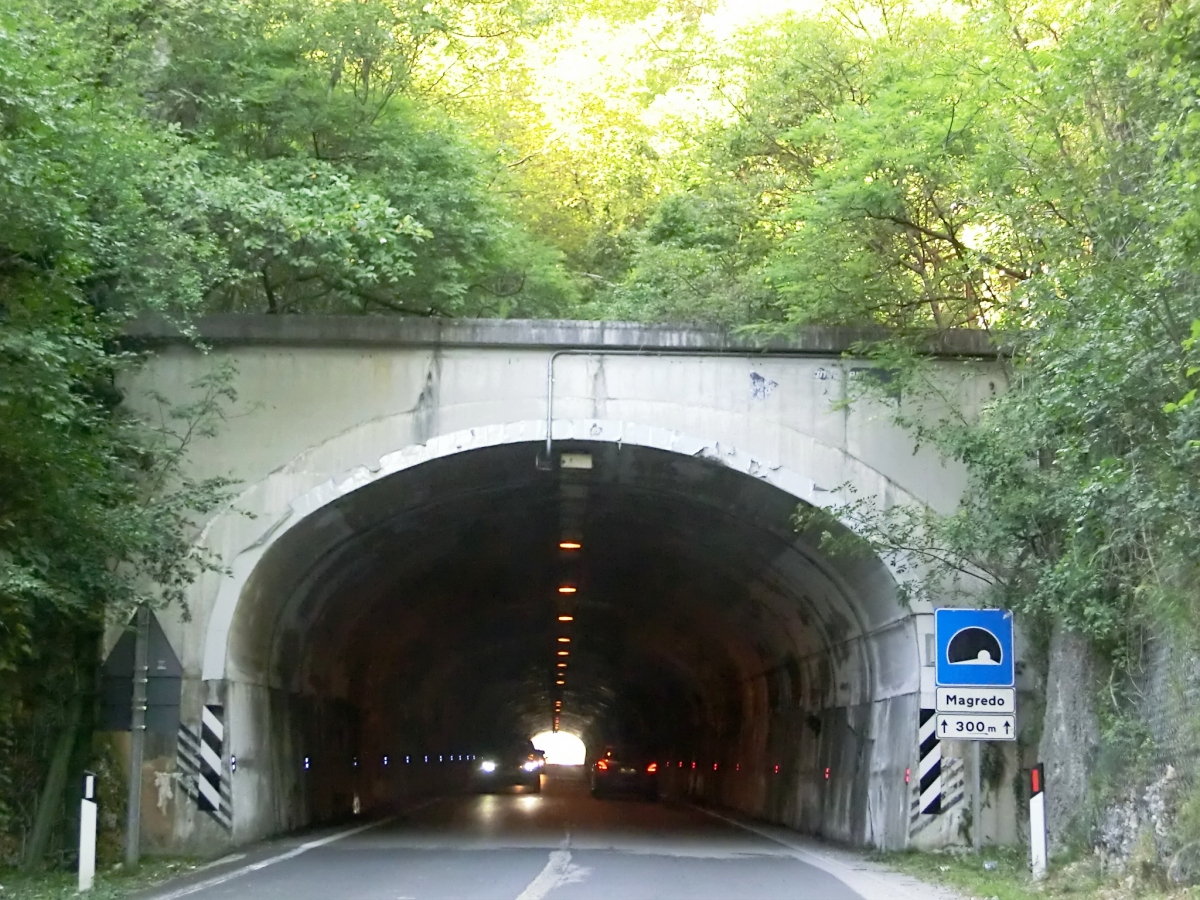 Tunnel Magredo