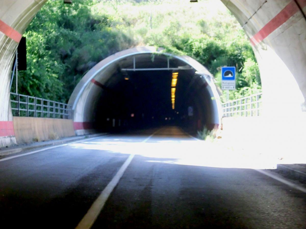 Monte Grosso Tunnel eastern portal