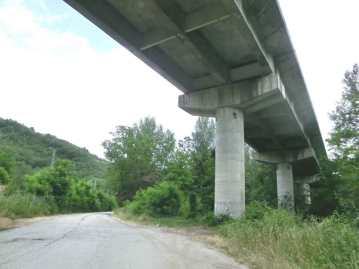 Talbrücke Maura