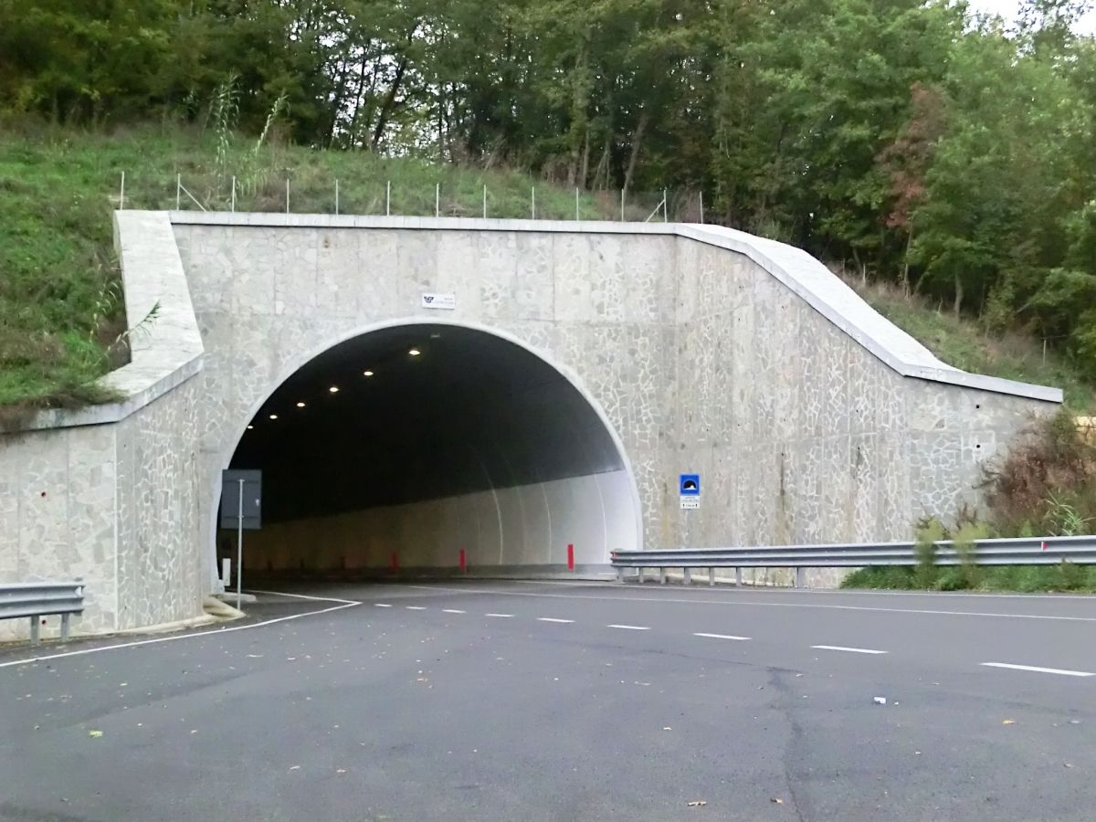Tunnel de Colle del Pino