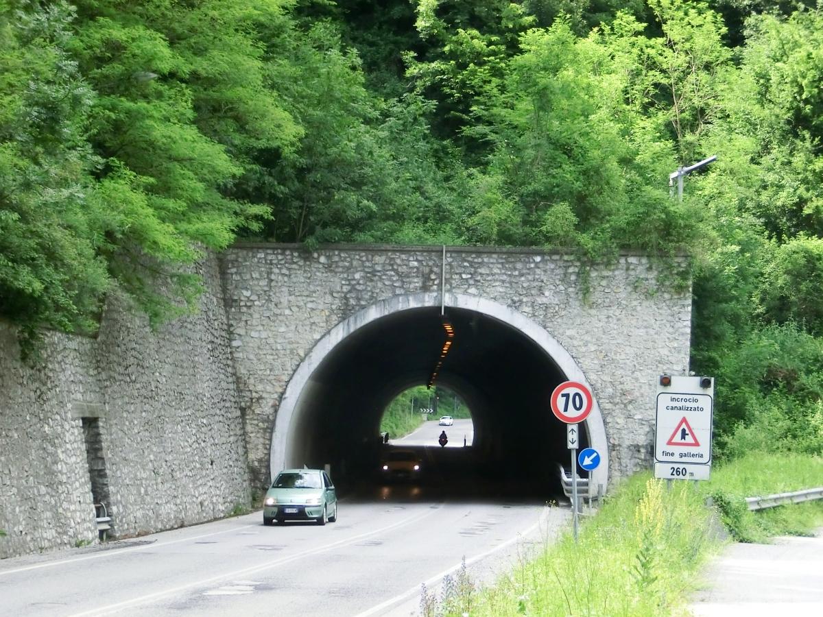 Costone II Tunnel southern portal