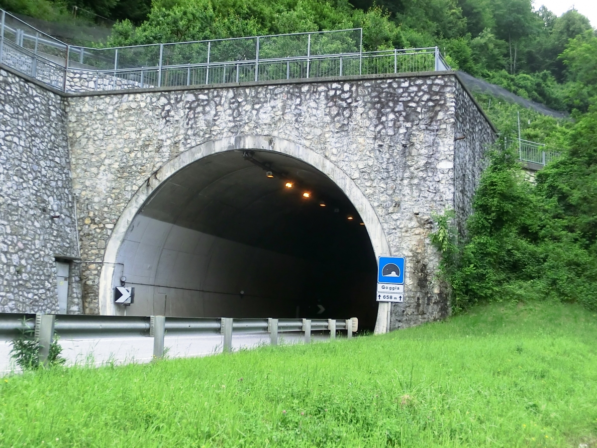 Tunnel de Goggia