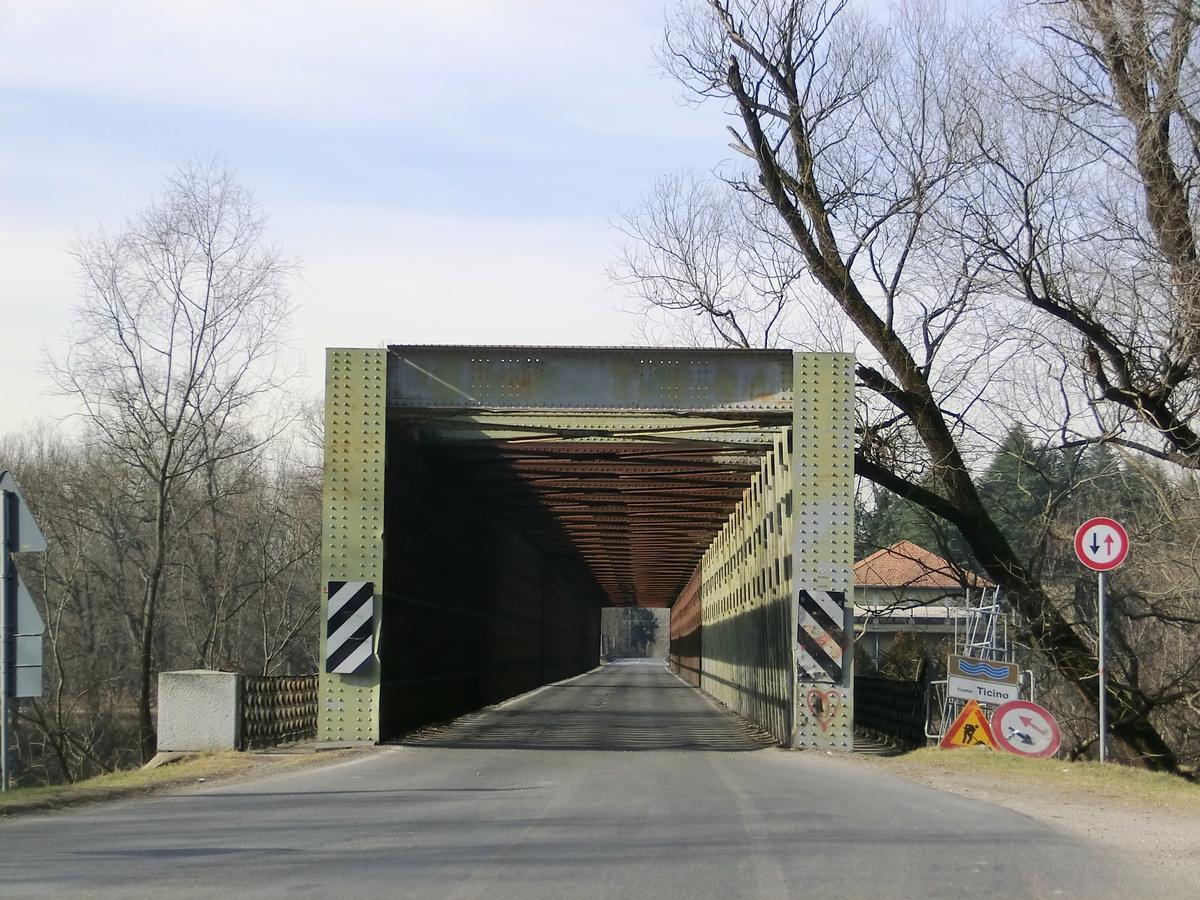 Ticinobrücke Oleggio