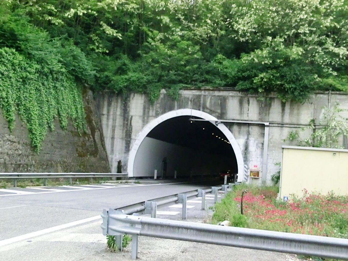 Tunnel de Avellola