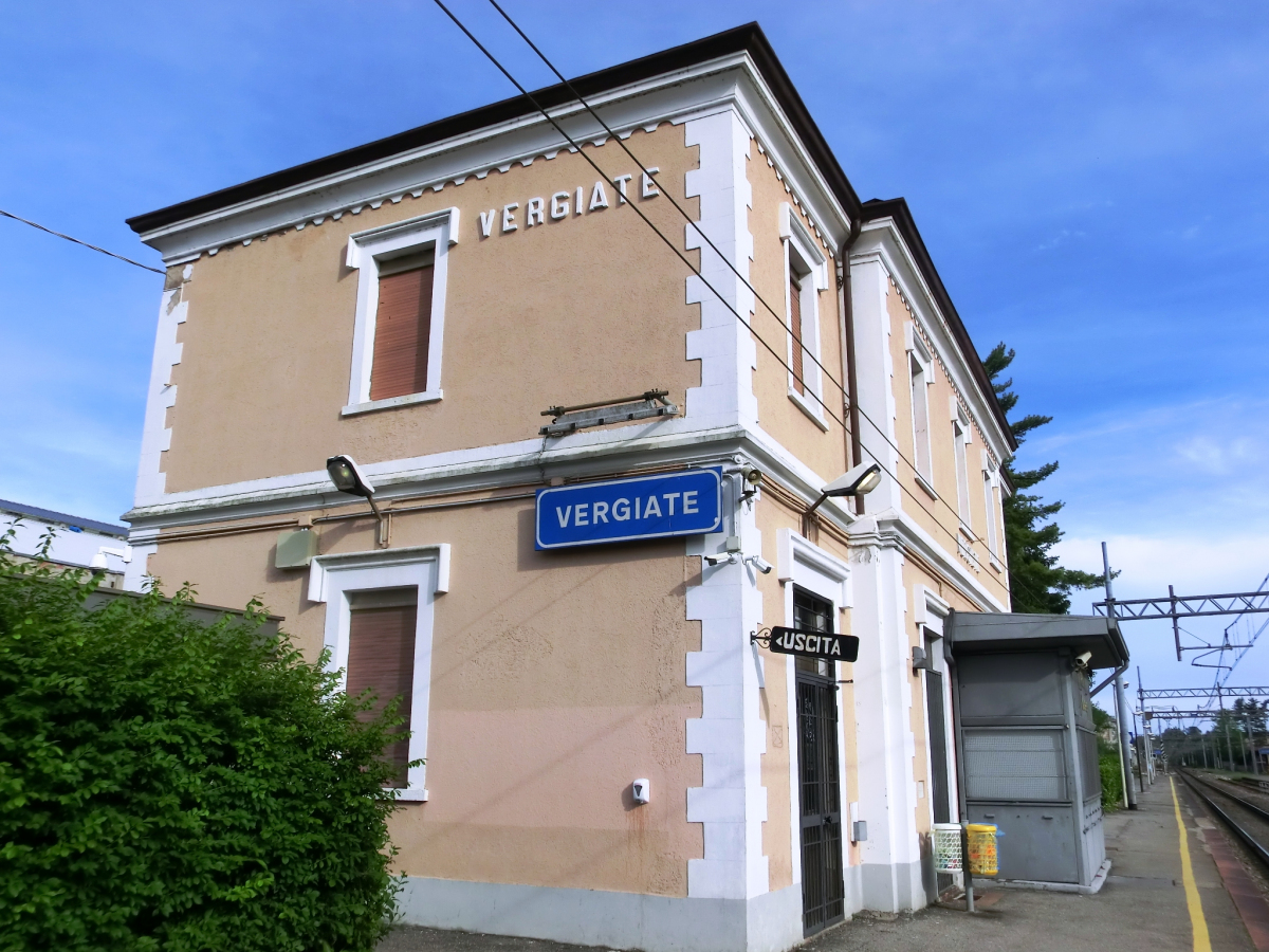 Gare de Vergiate