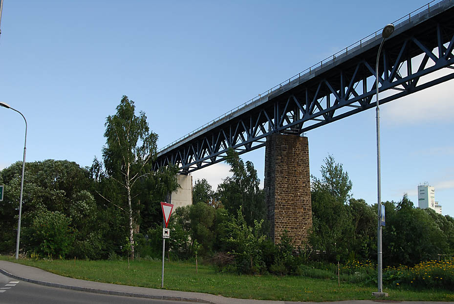 Zwettl Railroad Bridge