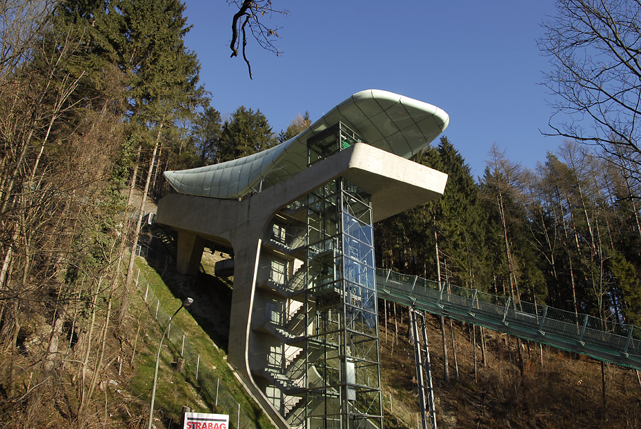 Hungerburgbahn - Station Alpenzoo