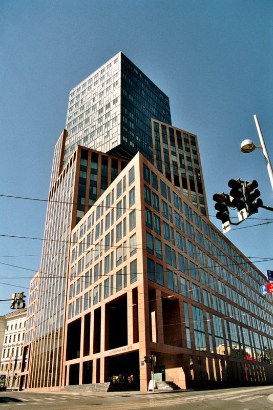 City-Tower 1, Wien