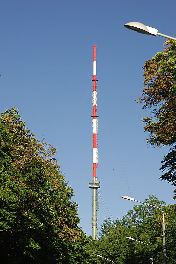Kahlenberg Transmission Tower