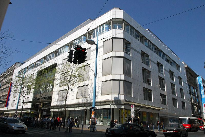 Peek & Cloppenburg, Vienna