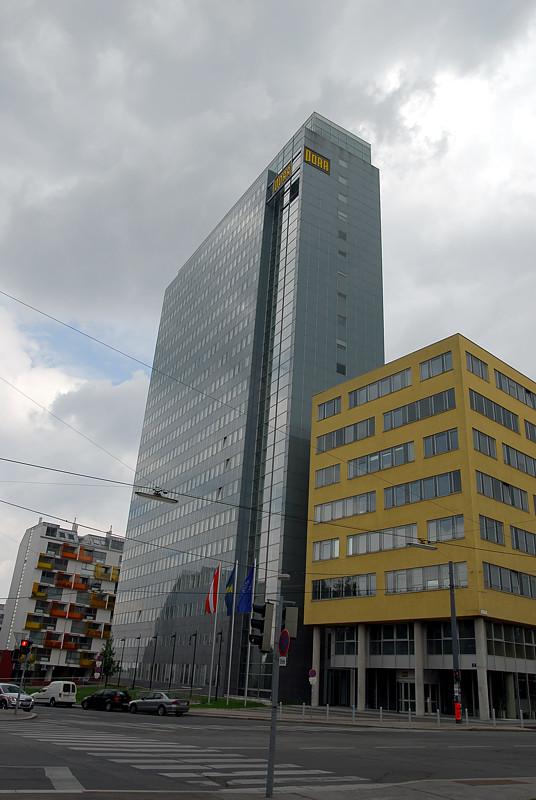 Porr Houchaus, Vienna