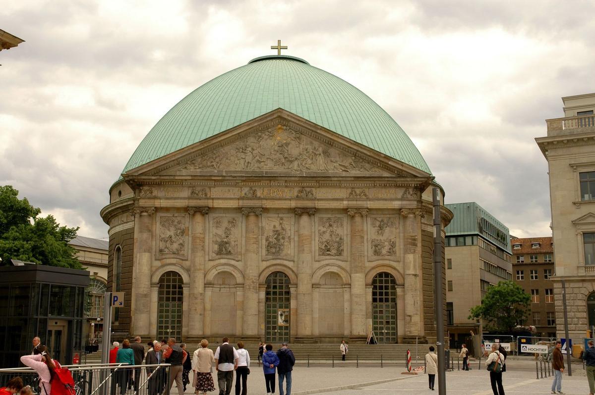 Sankt Hedwigs-Kathedrale Berlin