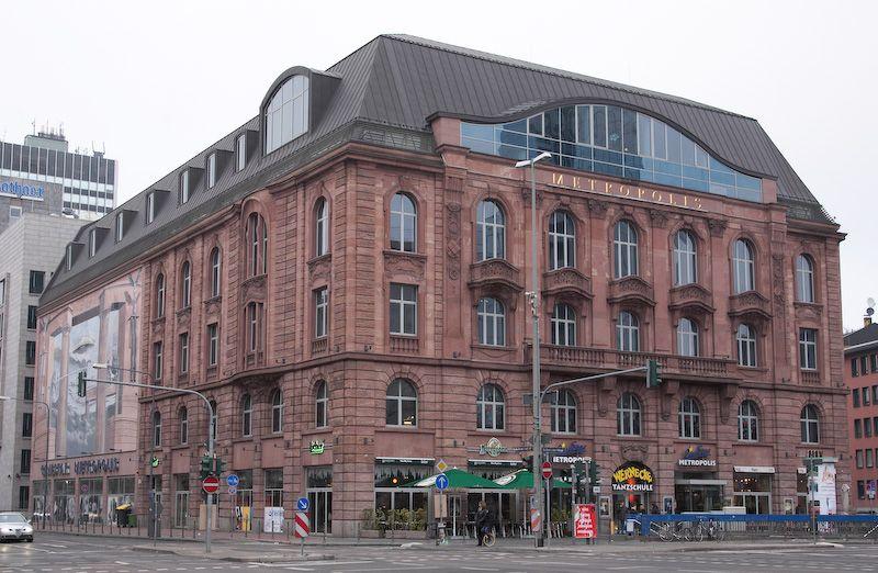 Metropolis Frankfurt Eschenheimer Tor