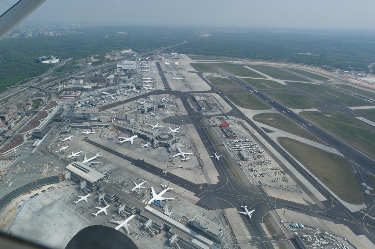 Flughafen Frankfu