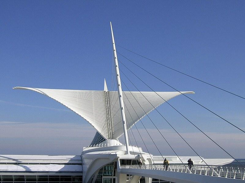 Milwaukee Art Museum Quadracci Pavilion