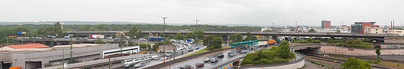 Ratswegbrücke (Francfort)