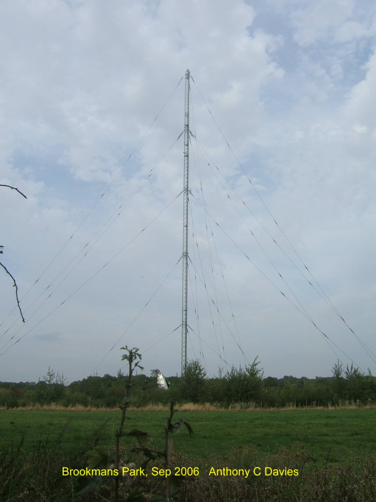 Brookmans Park Mast