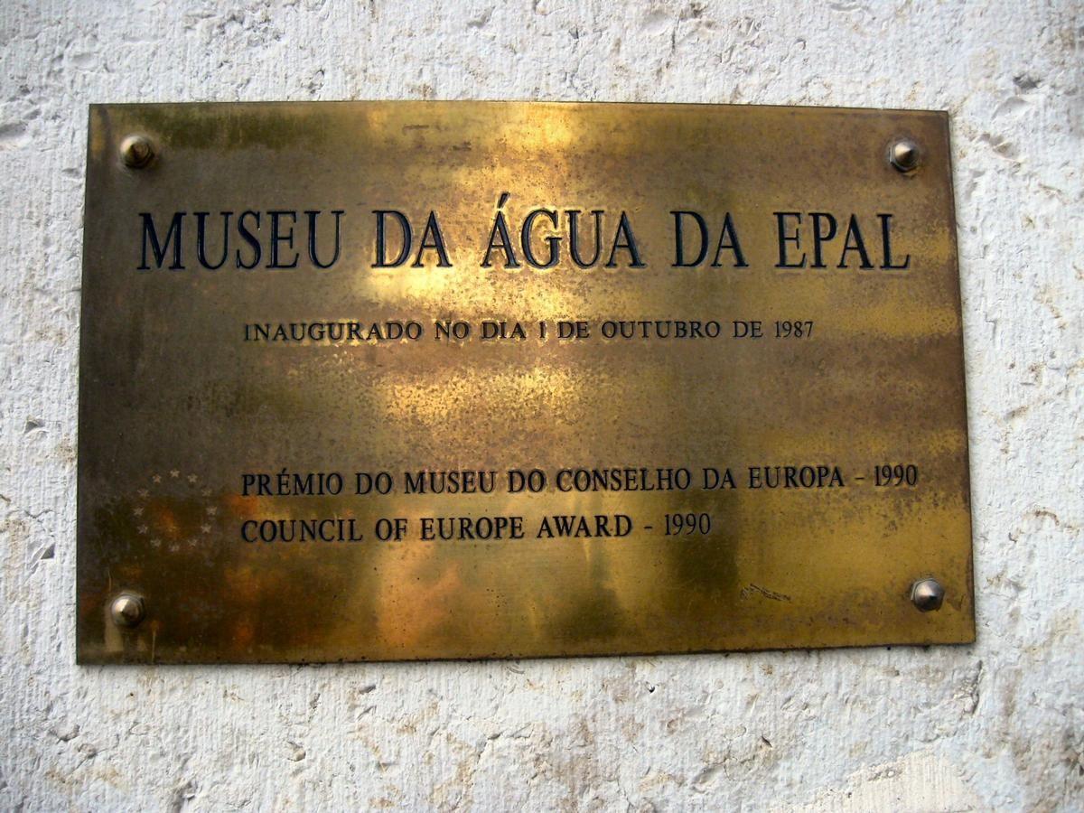 Image No. 186033 Reservatório da Mãe d'Água das Amoreiras