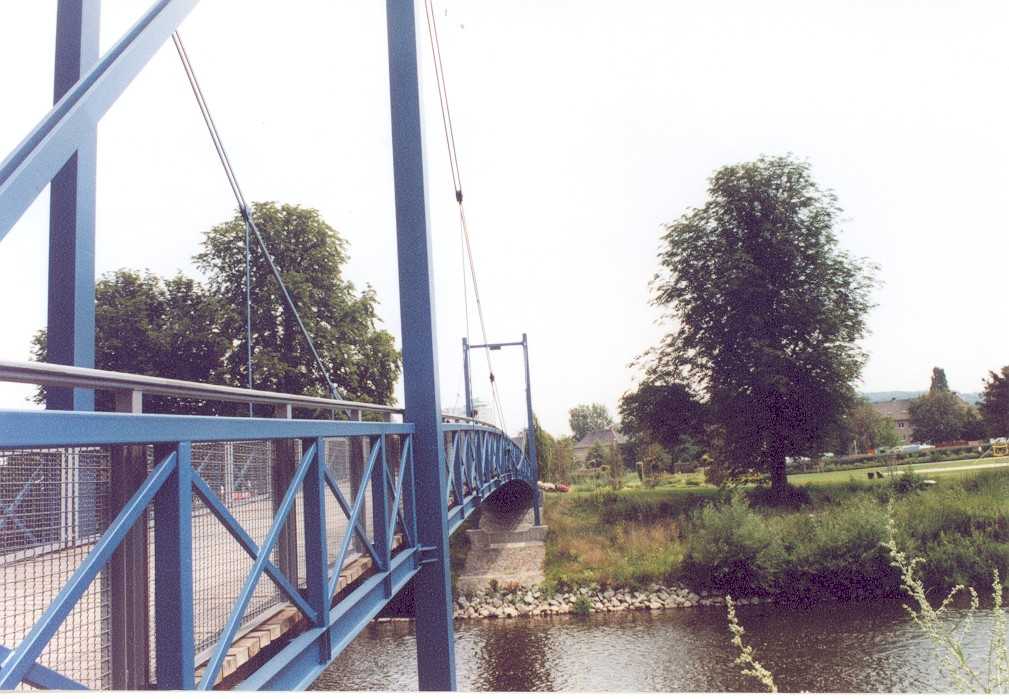 Textima-Steg, Gera, 2006