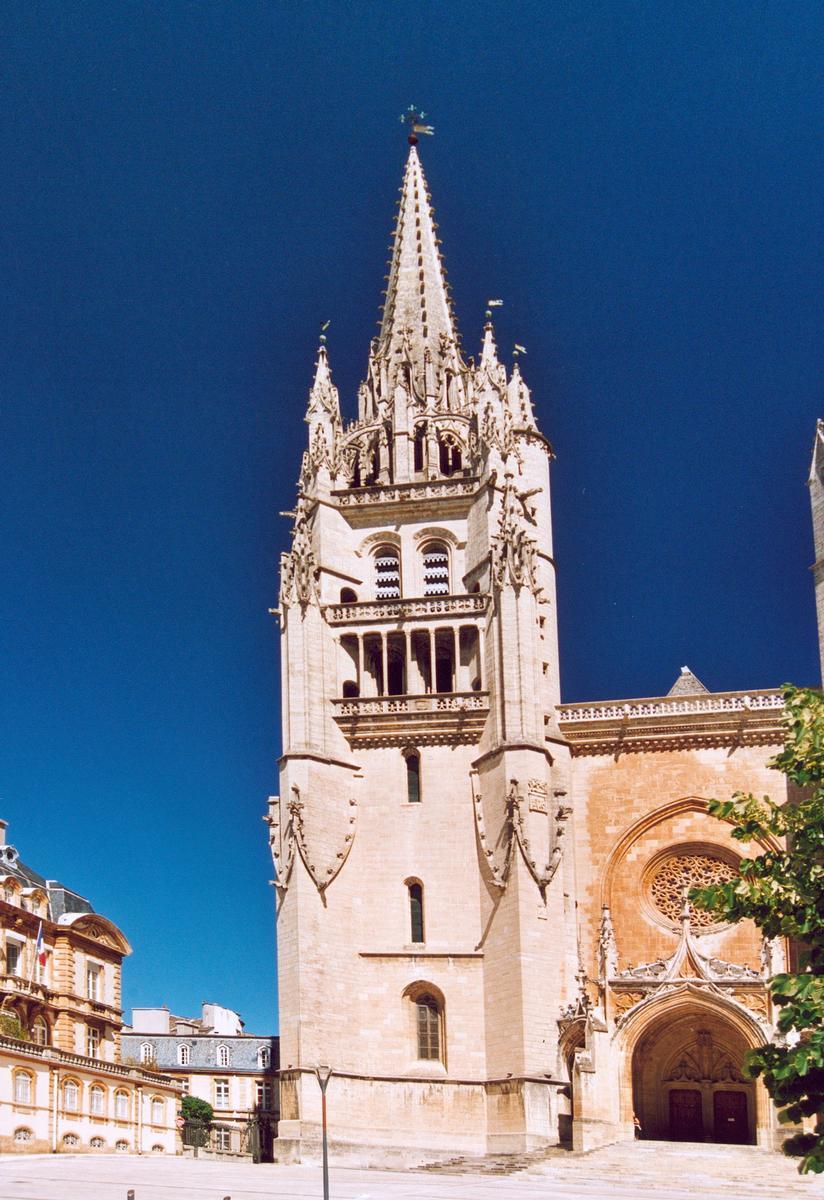 Cathédrale Notre-Dame-et-Saint-Privat, Mende