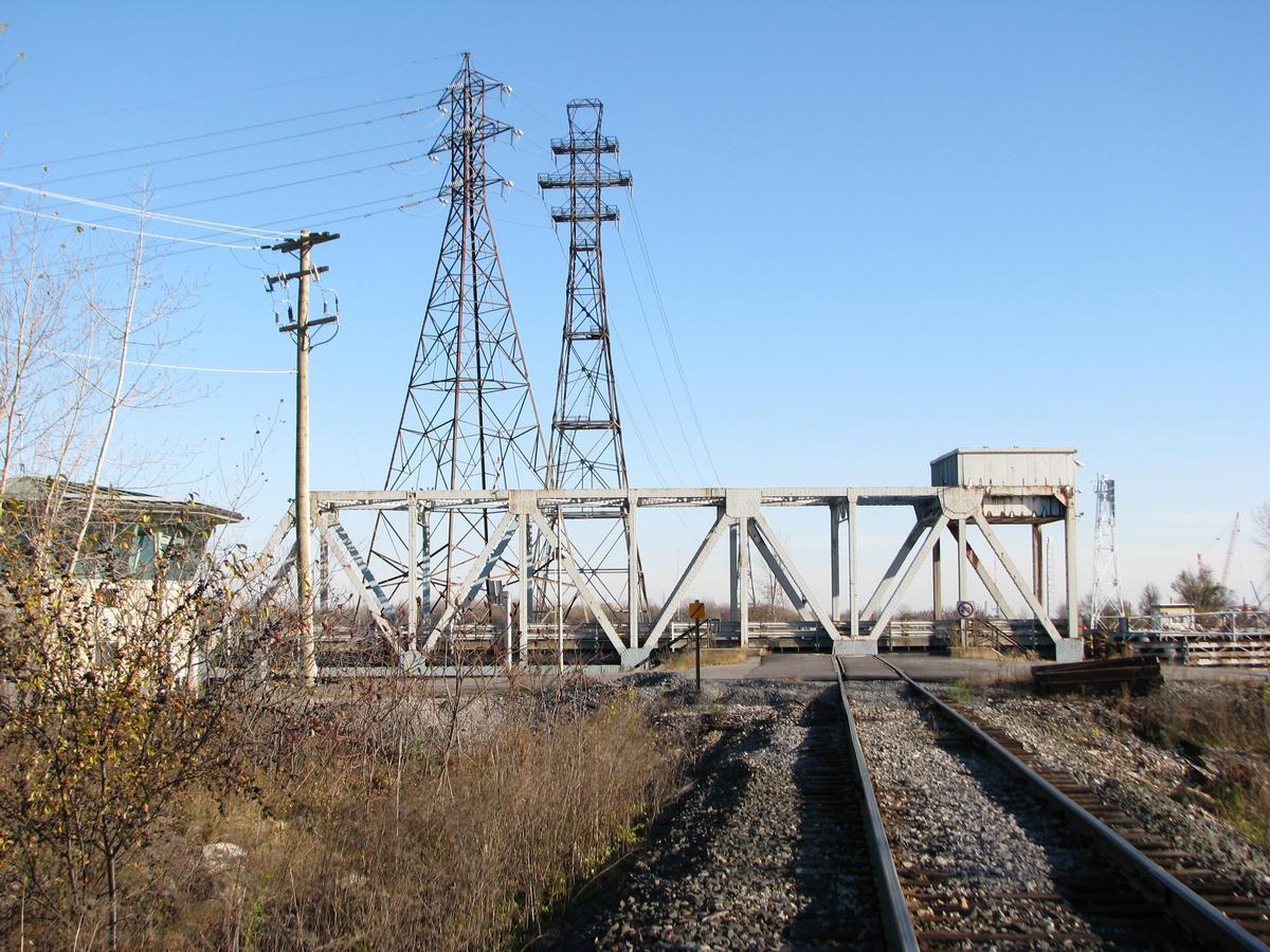 CSX Railroad Bridge (Beauharnois/Salaberry-de-Valleyfield