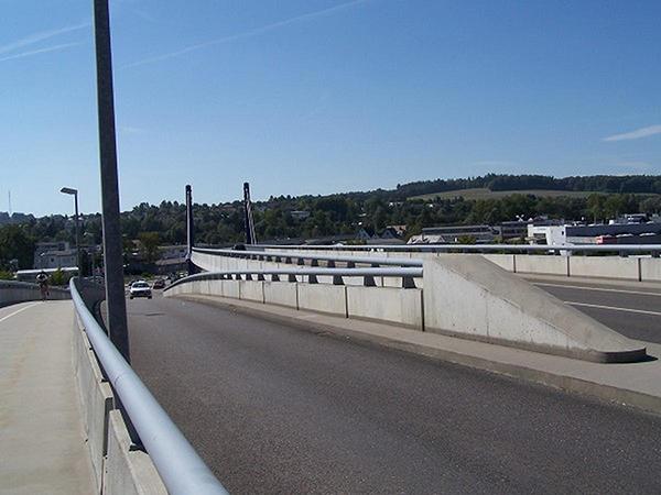 Blautalbrücke, Ulm