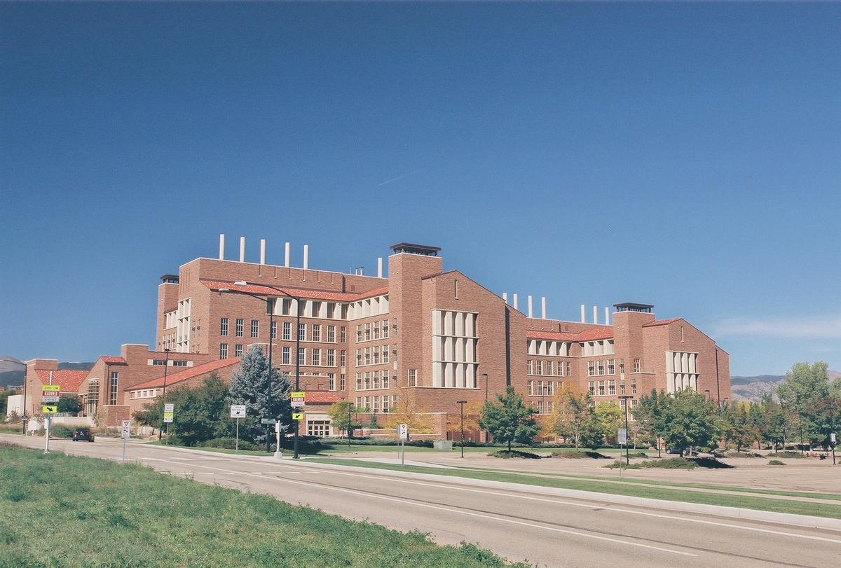 Jennie Smoly Caruthers Biotechnology Building