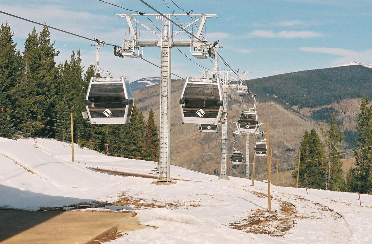 Gondola One, Vail, Colorado