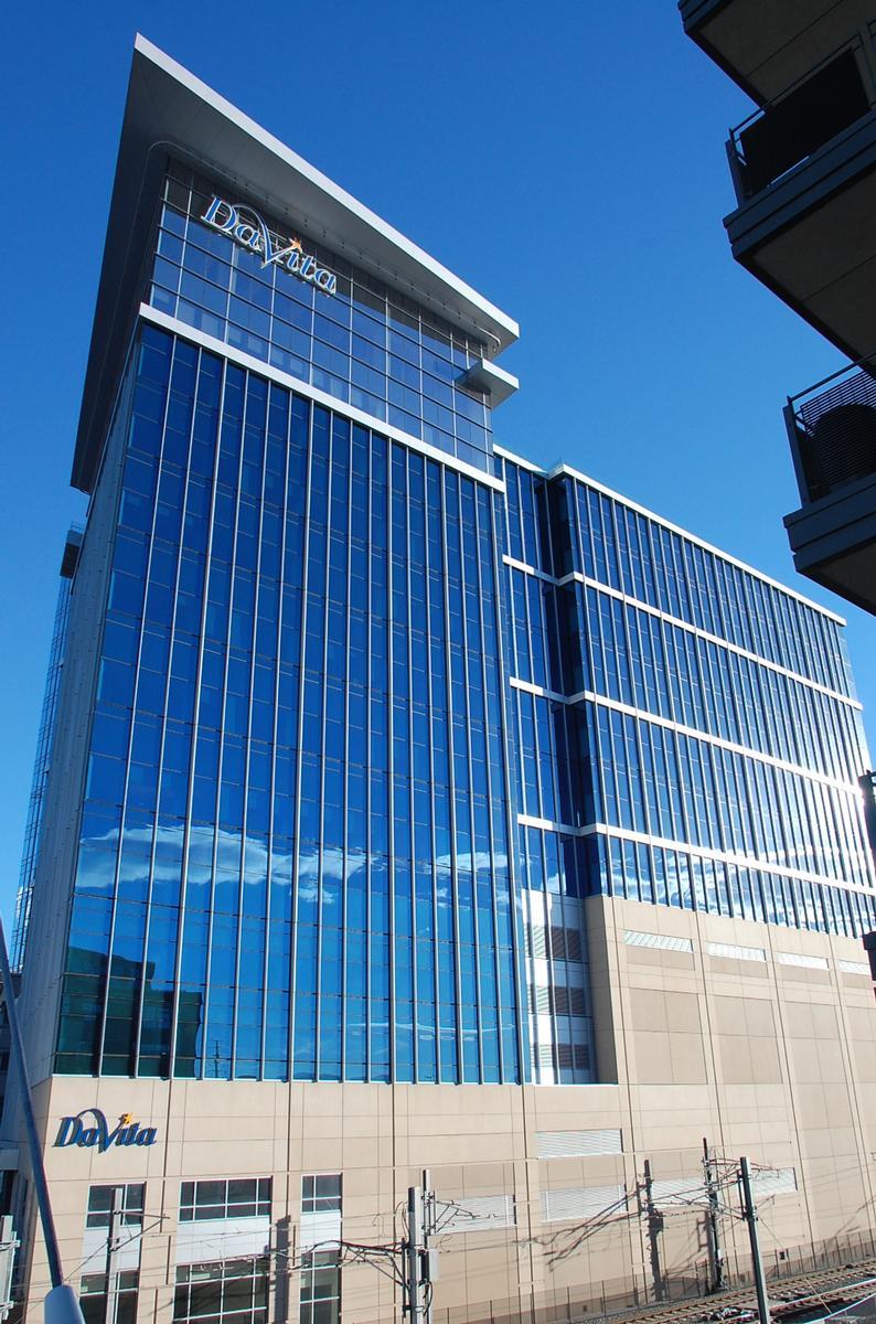 DaVita World Headquarters (Denver, 2012)   Structurae