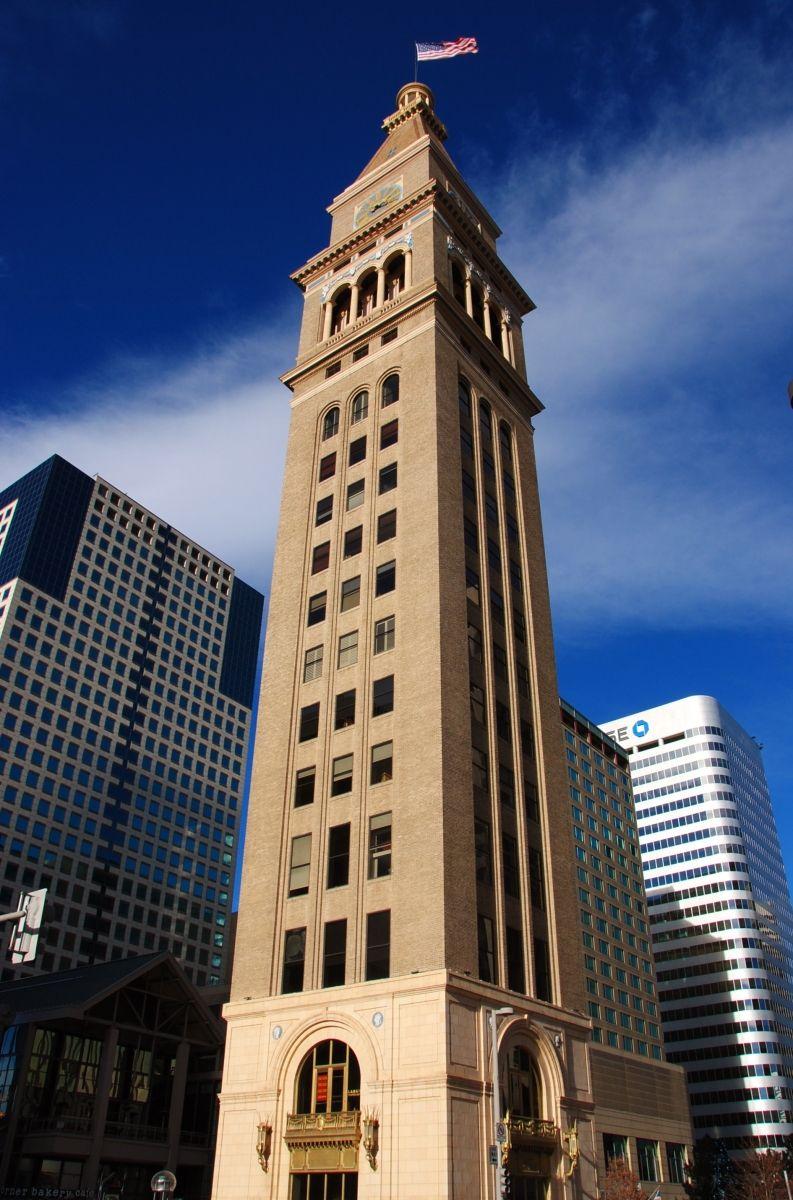 Daniels & Fisher Tower