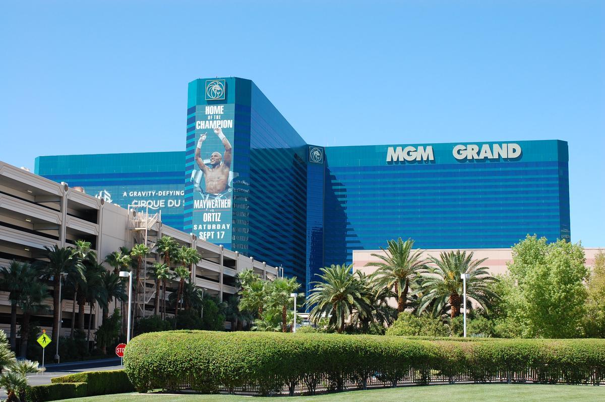 Mgm Grand Resort Casino Las Vegas 1993 Structurae