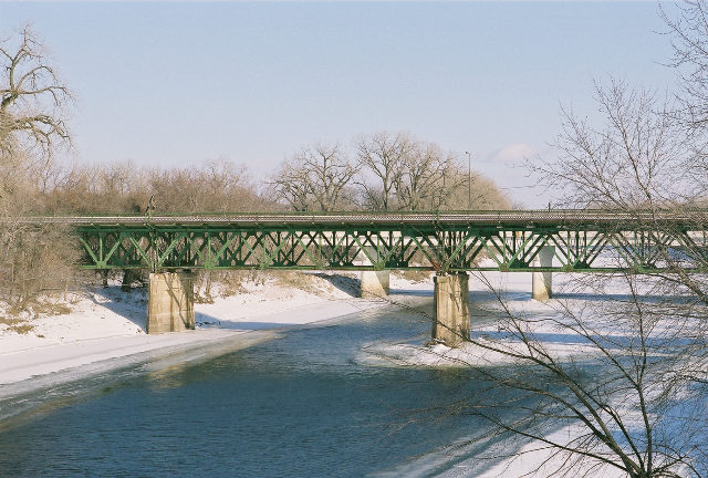 Old Shakopee Bridge