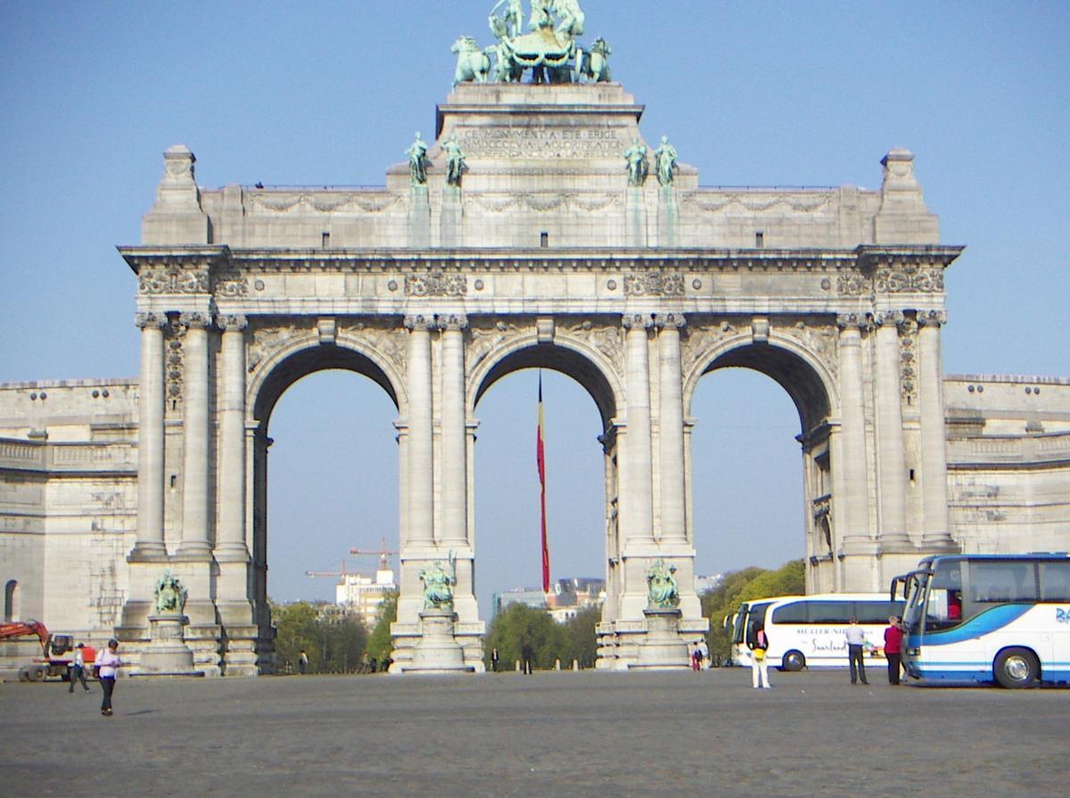 Arcades du cinquantenaire, Brussels