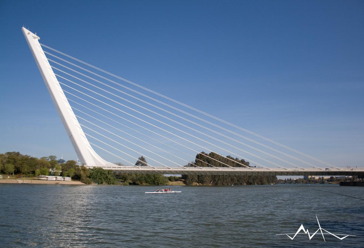 Sevilla - Alamillo Bridge