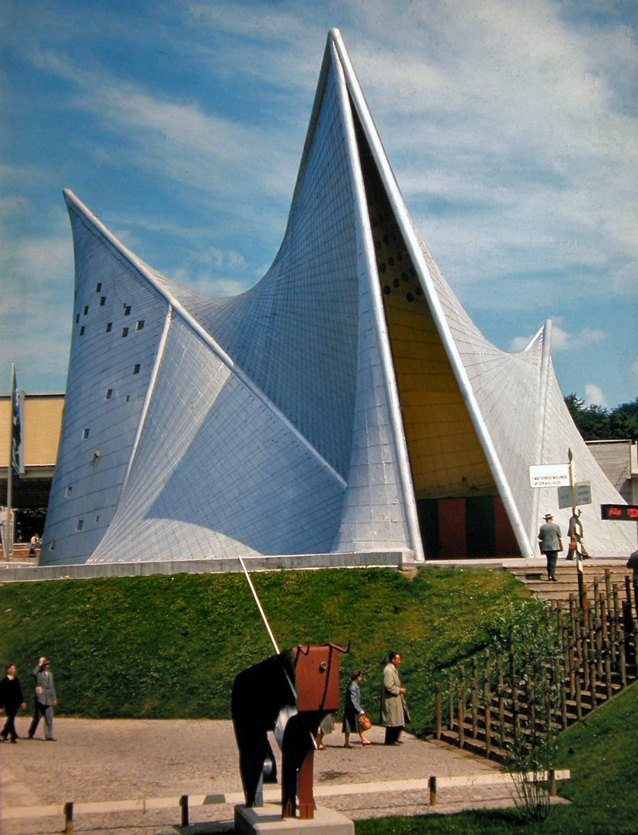 Expo 1958 - Philips-Pavillon