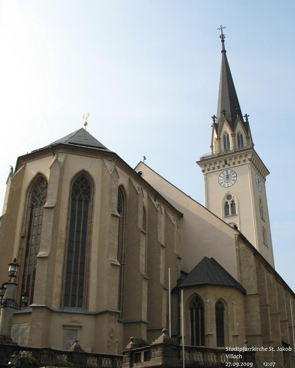 St jacob church villach webcam