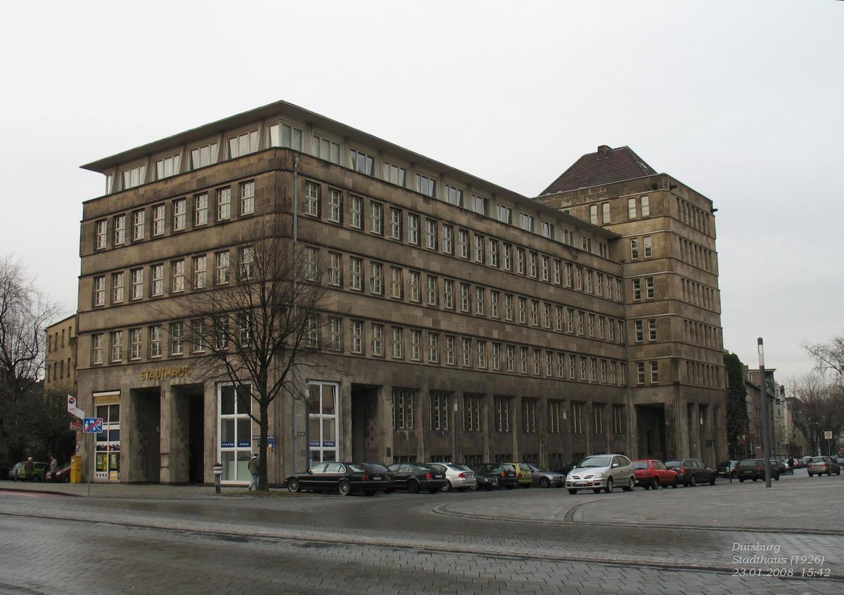 DuisburgStadthaus