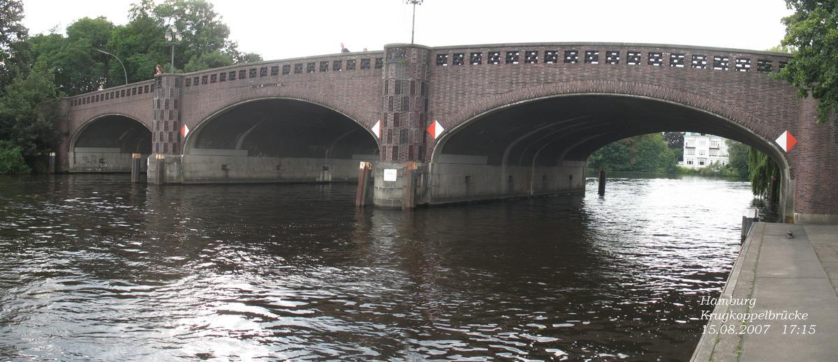 Krugkoppelbrücke (Hamburg)