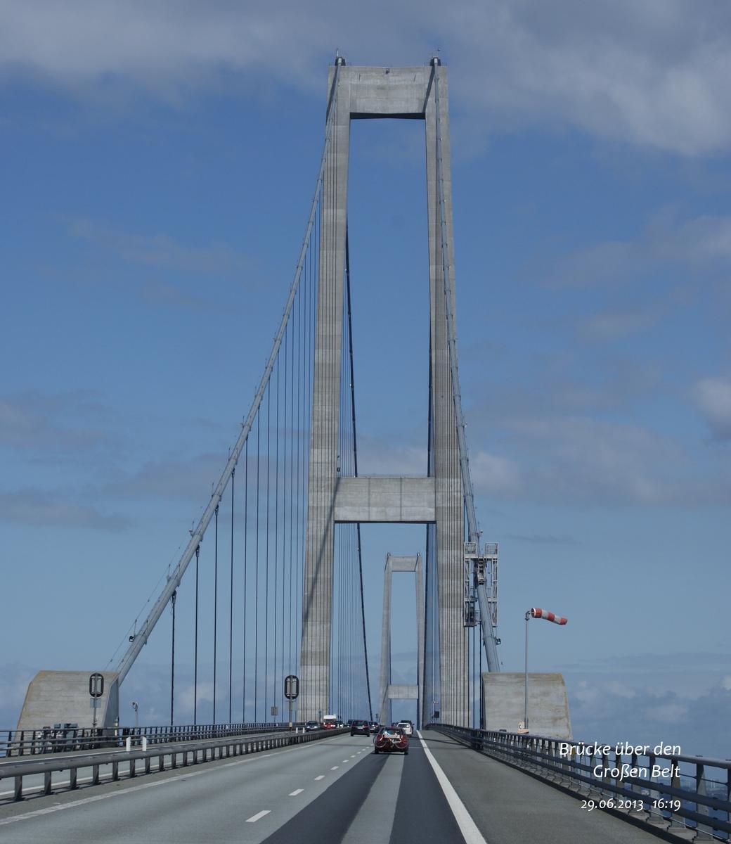 Pont Est du Storebaelt