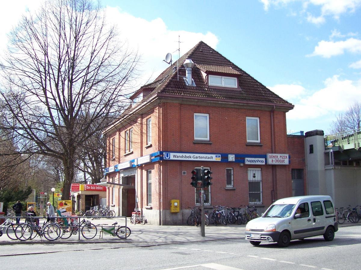 Hamburg Wandsbek Gartenstadt