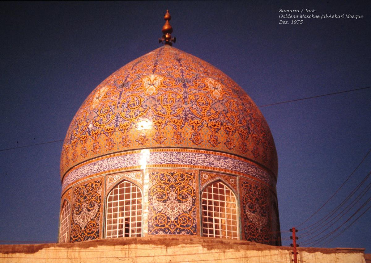 Mosquée d'Or, Samarra