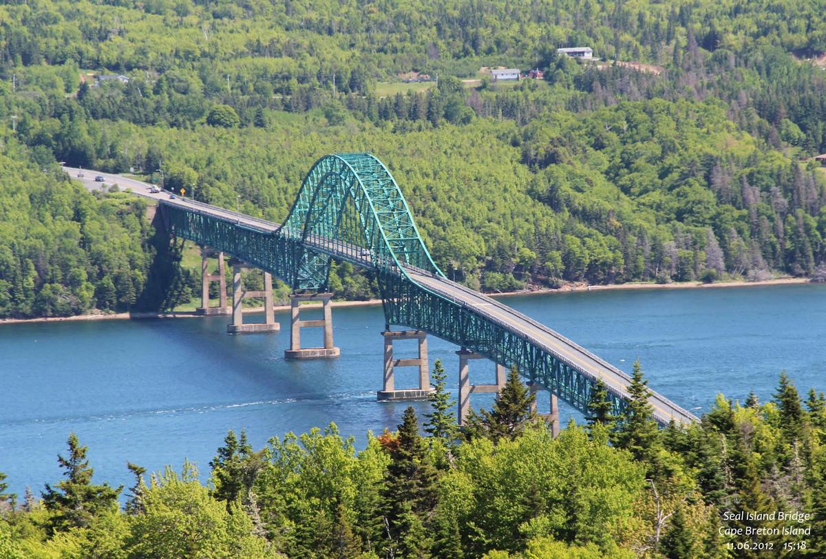 Seal Island Bridge