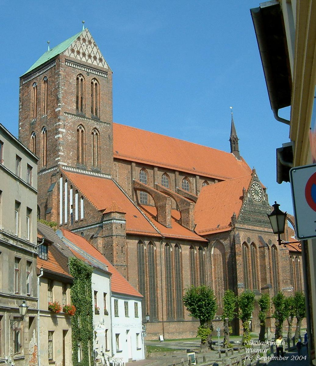 Church of Saint Nicholas, Wismar