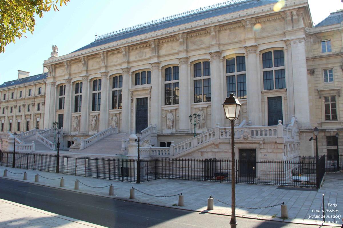 Cour d'Assises, Paris