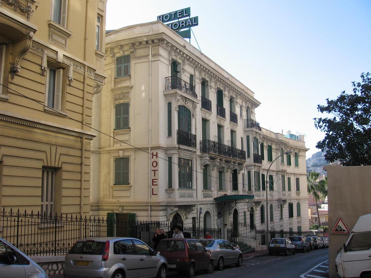 Hotel Balmoral, Monaco